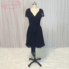 Vintage Wedding Guest Dresses, Wedding Party Dresses, Chiffon, Bridesmaid Dresses Plus Size, Dress Robes, Wedding Events, Weddings, Short Sleeve Dresses, Fashion