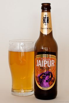 Somewhere between the US and UK IPA style, newish brewery Thornbridge are producing some very interesting and drinkable UK beers and Jaipur among their best.