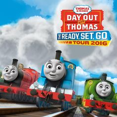 My Day Out With Thomas!