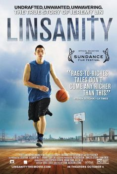 Linsanity is a moving and inspirational portrait of Jeremy Lin. It  chronicles his path to international stardom 691289ff5