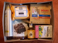 Mom's Survival Kit- Don't Attend a Baby Shower Without One
