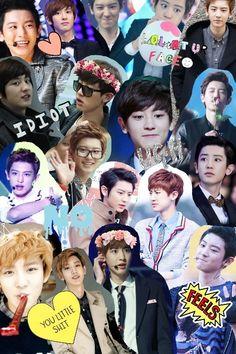 #Park Chanyeol #Exo