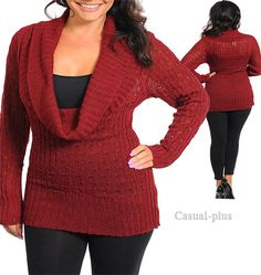 Casual Plus Fashion Curvy Women Fashion, Love Fashion, Plus Size Fashion, Autumn Fashion, Fat Girl Outfits, Pretty Outfits, Cute Outfits, Top Clothing Brands, Mode Plus