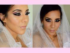 Bride's Makeup   Maquillaje De Novia ♡♥Estilo Moderno♥♡