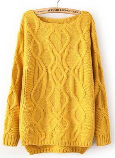 Love this yellow!