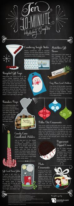 30 DIY Gift ideas and tutorials!!!!!
