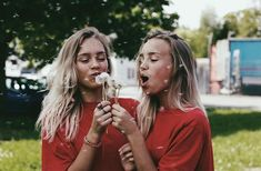 Lisa and lena #twins ♡  ∞