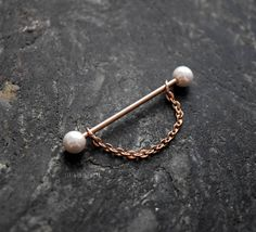 Check out this item in my Etsy shop https://www.etsy.com/listing/249026643/pearls-rose-gold-plated-14g-16mm