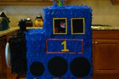 Thomas the Train Pinata