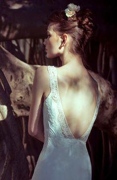 Wedding Dresses by Flora Bridal 2014    bellethemagazine.com