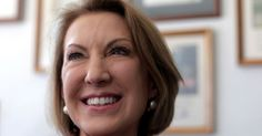 Carly Fiorina Face Donald Trump | Donald Trump on Carly Fiorina: 'Look at that…