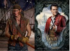 Gaston and Gil. Except his hair they can be related. Descendants Videos, Disney Descendants 3, Live Action Movie, Action Movies, Best Disney Movies, Disney Stuff, Custom Softail, Isle Of The Lost, China Anne Mcclain