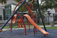 Shadow Oaks Spark Park - Visiting Houston's Parks, One Week at a Time