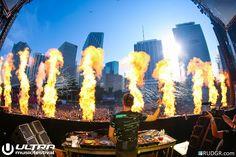 Nicky Romero - Ultra Music Festival 2015