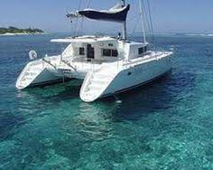 A sunset catamaran cruise in Mauritius!