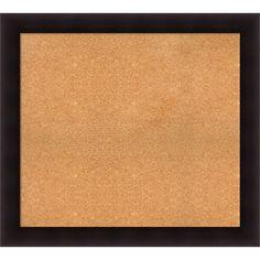 "Darby Home Co Hillandale Cork Bulletin Board Size: 36"" H x 40"" W x 0.88"" D"