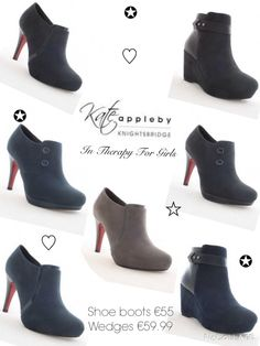 7b52a0646 AW14 15 Kate Appleby Footwear in Therapy For Girls Sizes 3-8 Prices range
