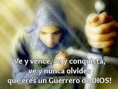 Somos guerreros de Dios!