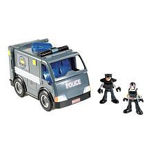Fisher-Price Imaginext Gotham City Vehicle - GCPD Officer, Bane and Vehicle - Fisher-Price - Toys R Us