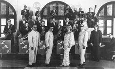 Década de los años 60. Grupo musical Los Melódicos (ARCHIVO EL NACIONAL)