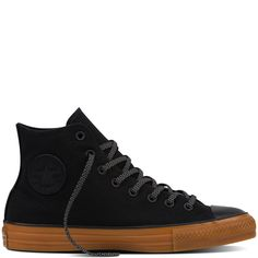 CONS CTAS Pro Shield Canvas Negro black/black/gum