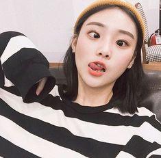 Girl Ulzzang Korean Aesthetic, Aesthetic Girl, Korean Girl, Asian Girl, Korean Style, Kate Bishop, Ulzzang Girl, Cute Girls, Girly Girls