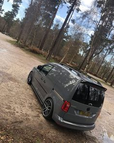 Image may contain: car, sky, tree, outdoor and nature Vw Mk4, Volkswagen Touran, Volkswagen Transporter, Vw Caddy Tuning, Caddy Van, Vw Caddy Maxi, Vw Caravelle, Suv Camping, Van Car