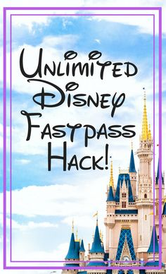 Do you love Disney Fastpass? Learn this EASY trick to get unlimited Disney Fastpasses. Get the most out of your day at Disney. Disneyland Vacation, Disney Vacation Planning, Disney World Planning, Disney World Vacation, Disneyland Paris, Disney Cruise, Disney Vacations, Vacation Trips, Walt Disney World
