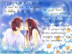 te quiero amor