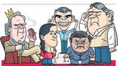 Huy Carajo: Los 5 escenarios hipotéticos de esta campaña elect...