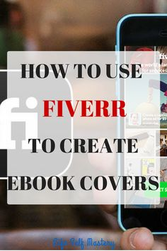 79 best book cover design tactics images on pinterest book covers how to use fiverr to create ebook covers which will sell your book on amazon fandeluxe Images