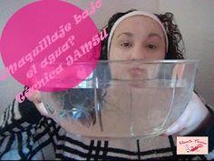 ¿Maquillaje bajo el agua? | Técnica JAMSU | Noelia Talero