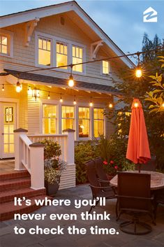 It's where you'll never even think to check the time. It's where you'll never even think to check th Roof Trusses, Bed Sets, Home Values, Decoration, Curb Appeal, Hobby Lobby, Future House, Beautiful Homes, Singapore
