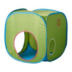 IKEA BUSA Children's tent Creates a sheltered spot, a room in the room, to play or just cuddle up in.