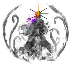 Dark Sun Gwyndolin <3 Leader of the Blades of the Darkmoon.