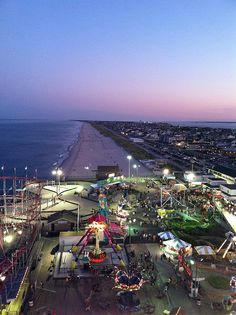 Seaside Heights pre-Hurricane Sandy | Flickr - Photo Sharing!