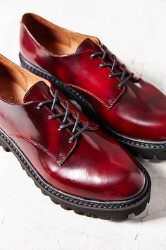 Jeffrey Campbell Pistol Lace-Up Oxford @ Urban Outfitters