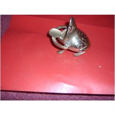 INDIAN BRASS OPEN MOUTH FROG ??? Listing in the Funky Things,Decorative,Home & Garden Category on eBid United Kingdom | 149765296