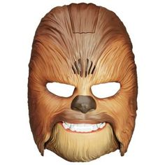 Buy Star Wars Chewbacca Electronic Mask at Argos.co.uk, visit Argos.
