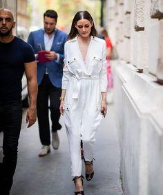 Todos los looks de Olivia Palermo en Paris Fashion Week - Haute Couture Fall Winter 2018-2019