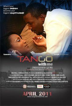 Tango with Me starring Genevieve Nnaji and Joseph Benjamin - premiered at #Nollywood Week Paris in 2013