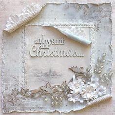 SIMPLY PAPER: Pion Christmas Display (Pion Design/Green Tara/Helmar)