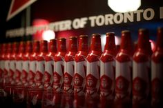 The new TFC kit unveiled at The Berkeley Church at the launch party Toronto Fc, Launch Party, Hot Sauce Bottles, Product Launch, Kit, Blog, Events, Blogging