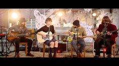 Angus & Julia Stone - Heart Beats Slow (Live Acoustic)