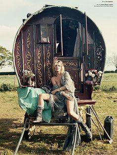 Kate Moss - Gypsy ♥