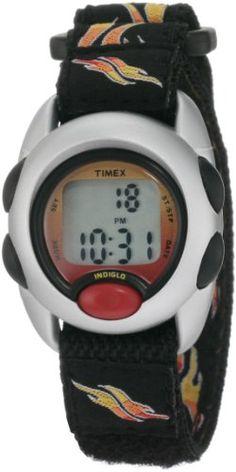 Timex Kids' T78751 Digital Flames Fast Wrap Velcro Strap Watch at http://suliaszone.com/timex-kids-t78751-digital-flames-fast-wrap-velcro-strap-watch/