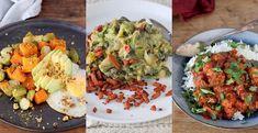 25 Five-Ingredient Dinners to Make All Summer Ras El Hanout, Dinners To Make, Five Ingredients, Tapenade, Tex Mex, Going Vegan, Guacamole, Avocado, Good Food