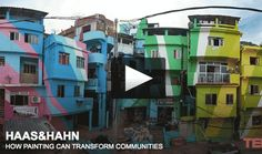 Web Marketing Lessons From Favela Painting TED talk by Haas & Hahn