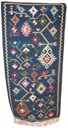 Carpet from Chiprovtsi