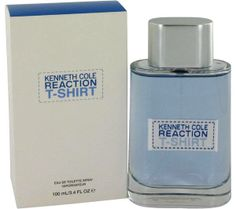 Kenneth Cole Reaction T-shirt  3.4 oz Cologne By Kenneth Cole for Men